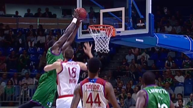 Eurocup: Top 10 moments from round three