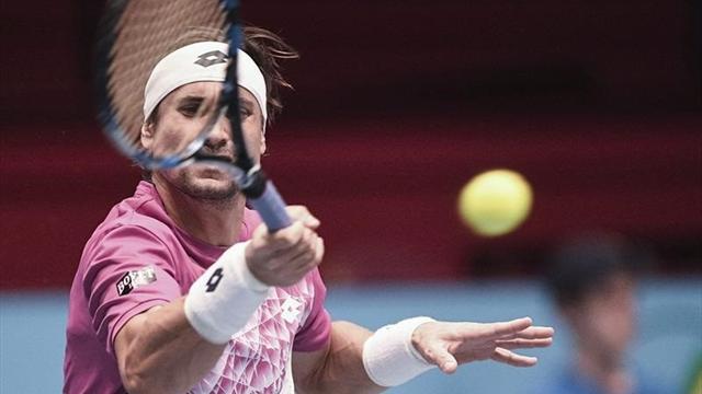 ATP de Viena, Troicki-Ferrer: Maratón de veteranos (3-6, 6-3 y 5-7)