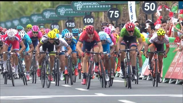 Max Walscheid leaves it late to clinch Stage 7