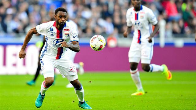 Lyon avec Nkoulou et Cornet contre le Besiktas, Fekir remplaçant