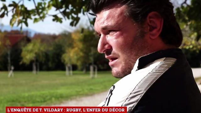 """Dopage dans le rugby : """"On est tous tentés, on a tous notre côté obscur"""""""