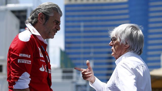 Ecclestone défend le méga bonus octroyé à Ferrari