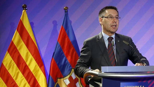 La junta directiva del Barcelona se reúne para estudiar la suspensión del partido contra Las Palmas