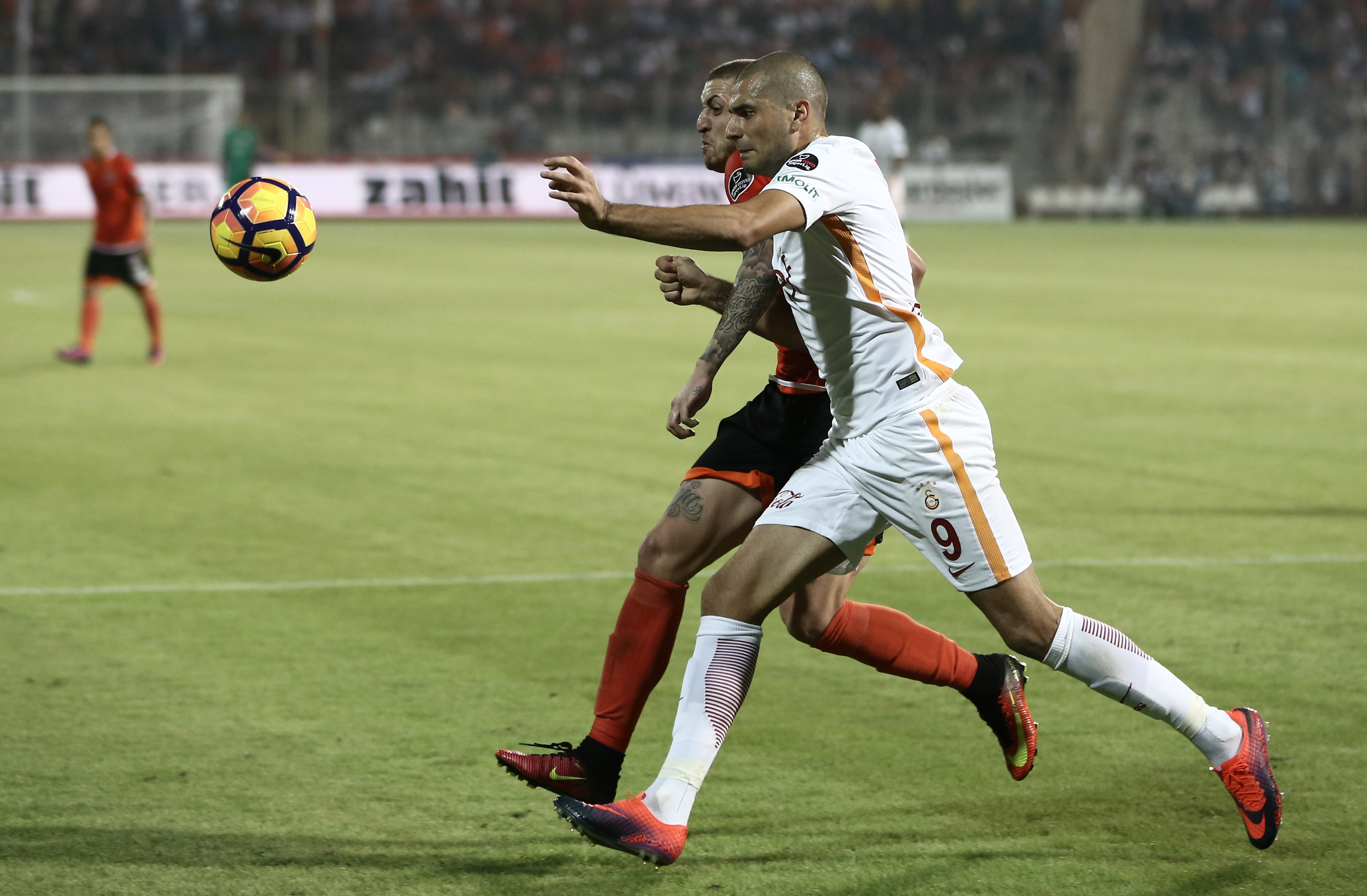 Adanaspor - Galatasaray (Eren Derdiyok)