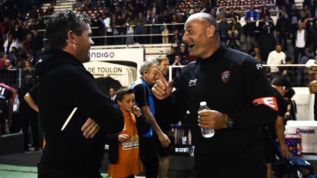 Sourire et première place pour Toulon, la grimace pour La Rochelle et Bayonne
