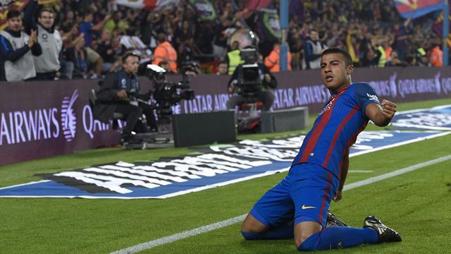 Service minimum pour le Barça