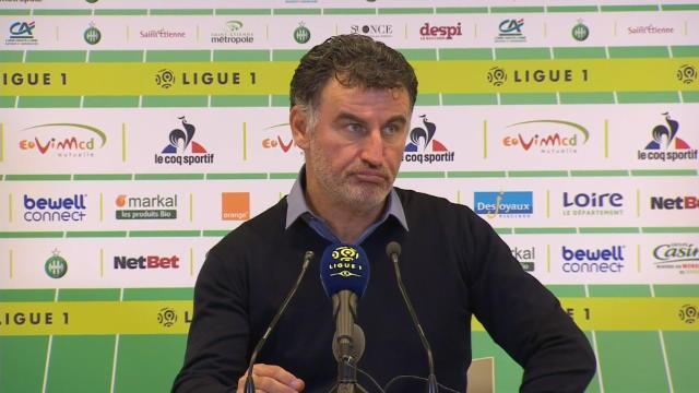 Pour Galtier, Monaco est une «meilleure équipe» que le PSG