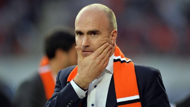 Lorient ne veut pas se précipiter pour son nouvel entraîneur