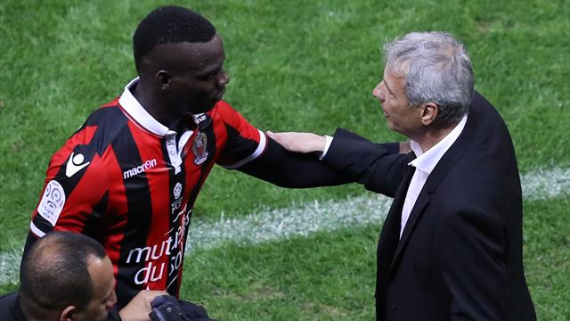 """Favre : """"On discute pour Balotelli"""""""