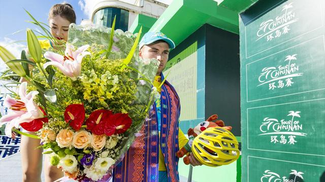 Lutsenko et Walscheid intouchables à Hainan