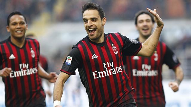 Milan, Bonaventura: 'Gol dedicato ai terremotati'