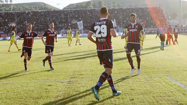 Serie A: Crotone-Chievo 1-0, Budimir decide nel primo tempo