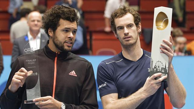 Competiție acerbă în vârful ierarhiei ATP. Murray l-ar putea detrona pe Djokovic