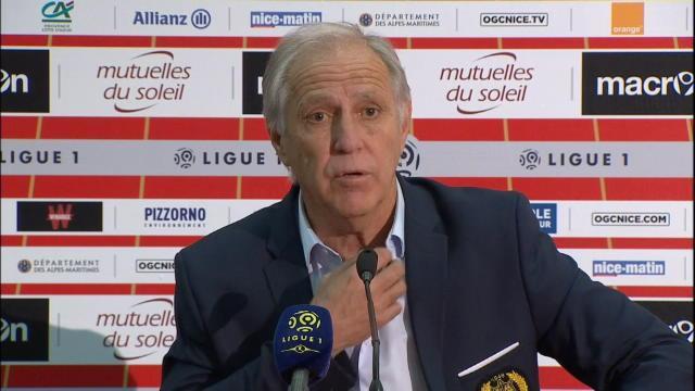 Girard : «Un match assez pitoyable»