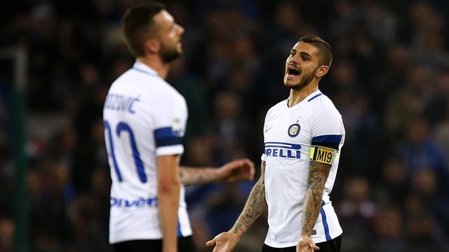 L'Inter rechute, De Boer sur un fil