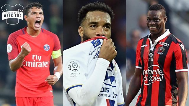 Thiago Silva, Lacazette, Balotelli… Votez pour le meilleur joueur de la 11e journée de L1