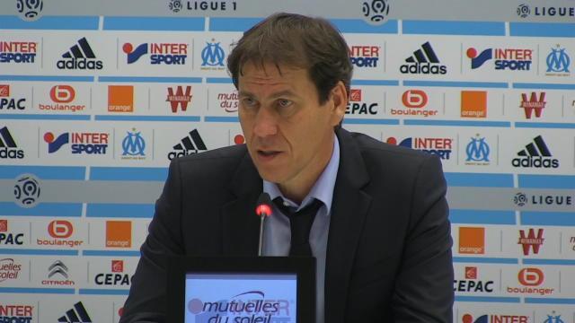 Garcia : «Il nous a manqué un but pour être à la hauteur du Stade Vélodrome»