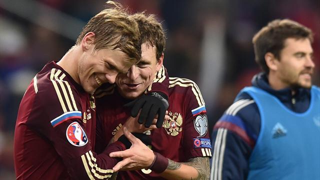 L!FE: Кокорин и Мамаев получили от РФС 30 миллионов рублей за выход на Евро-2016