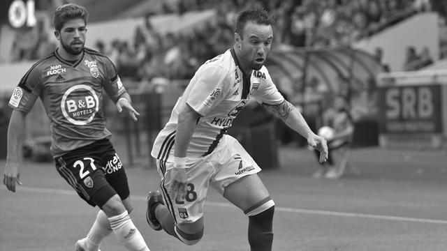 «Лион» опроверг сообщения в социальных сетях осмерти экс-футболиста «Динамо» Матье Вальбуэна