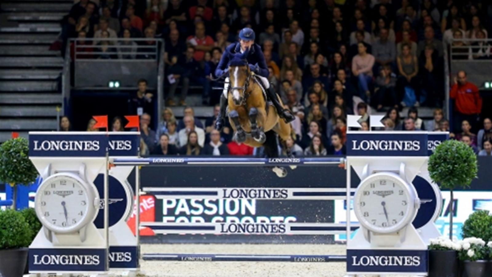 Germany s deusser lights up lyon again to win longines fei - University league tables french ...
