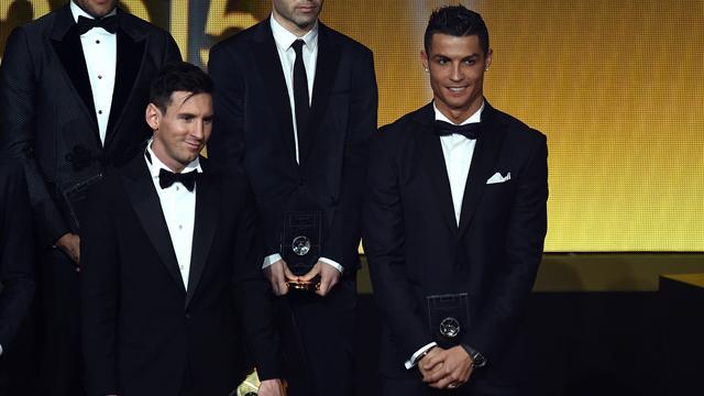 La FIFA va aussi élire son meilleur joueur du monde et les fans auront leur mot à dire