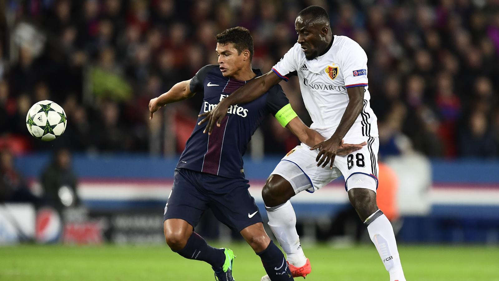 """C1 Avant B¢le PSG Seydou Doumbia """"Le PSG n est pas moins"""