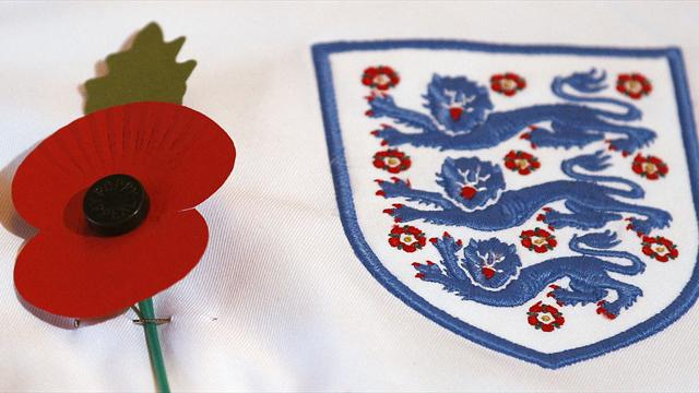 England and Scotland to defy FIFA poppy ban