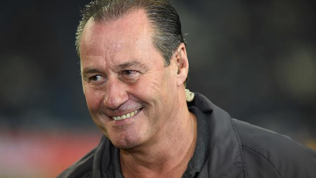 Stevens bis Saisonende Schalke-Coach