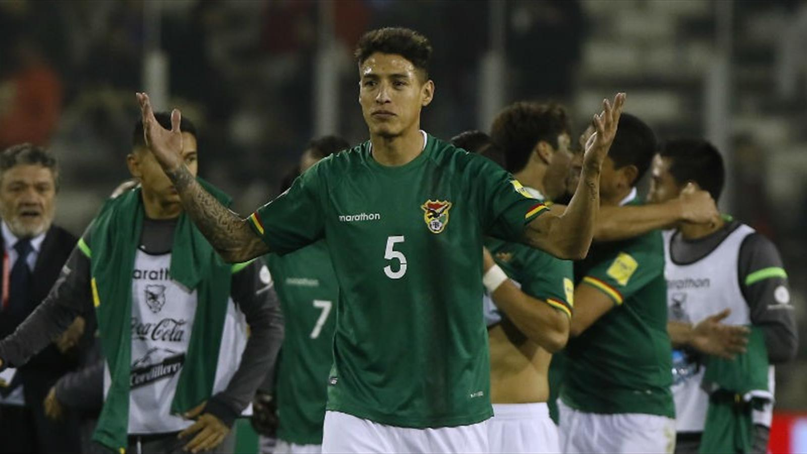 Футбол боливия