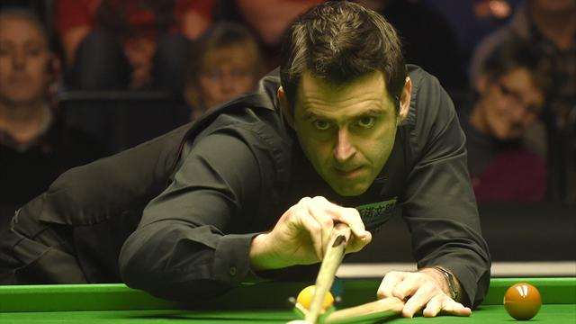 Higgins and O'Sullivan to clash in Champion of Champions final