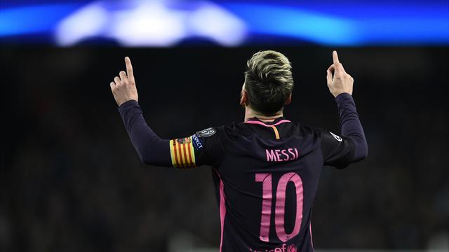 Месси установил новый рекорд Лиги чемпионов