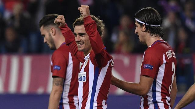 L'Atlético, porté par Griezmann, et le Bayern seront au rendez-vous de février