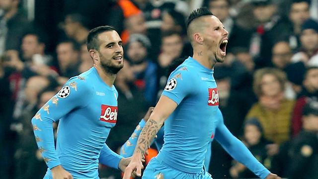 Serie A, Nápoles-Inter: Otra estocada a los interistas (3-0)