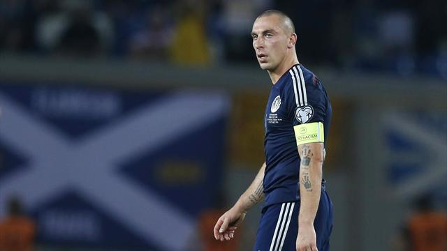 Brown comes out of retirement for Scotland's clash with England