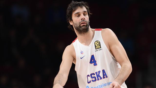 Баскетболист ЦСКА Теодосич признан MVP октября вЕвролиге