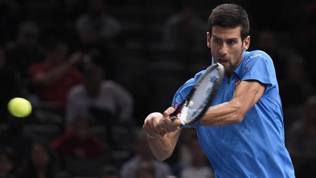 Tennis: Murray batte Isner e vince Bercy