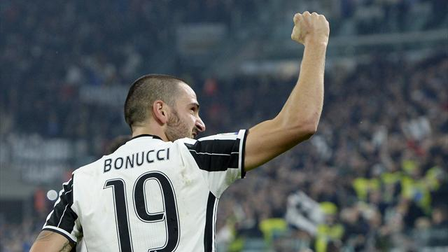 """Bonucci: """"Se restiamo concentrati e uniti il Triplete è possibile"""""""