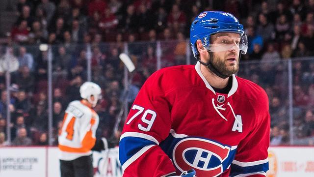 Клуб НХЛ «Монреаль» объявил, что небудет продлевать договор сМарковым