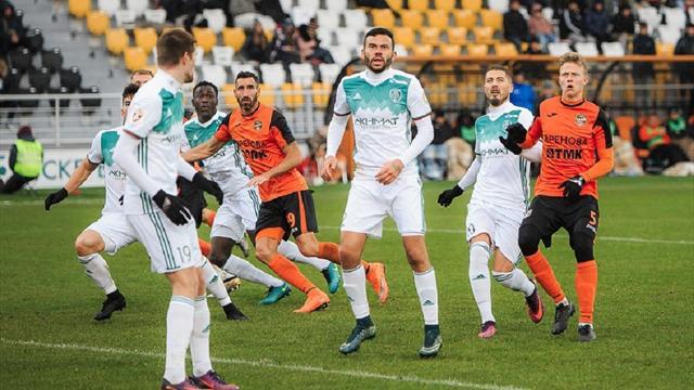 ВРФС отказались признать матч между «Уралом» и«Тереком» договорным