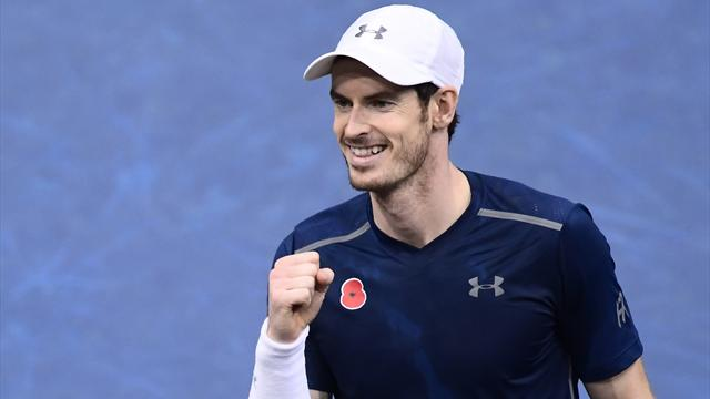Andy Murray is among the five greatest tennis players of all time