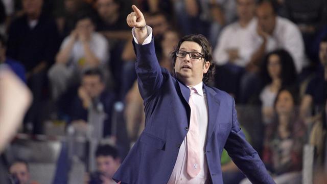 Trinchieri e Melli fanno lo sgambetto a Milano, terzo ko consecutivo per l'Olimpia