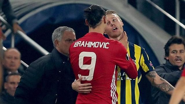 Симон Кьер: «Ибрагимович— заносчивый игрок, который любит потолкаться»