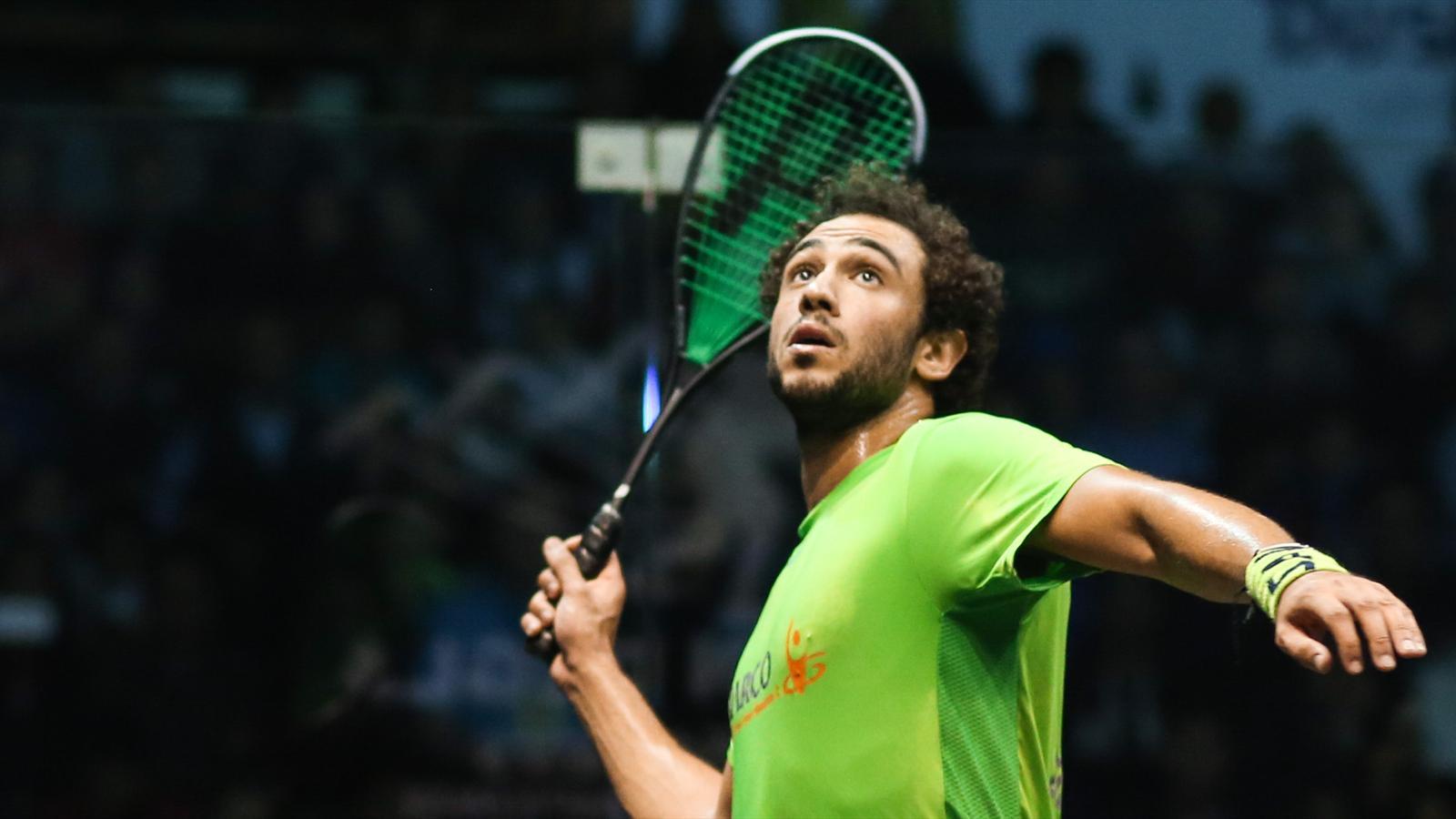 Karim Abdel Gawad and Ramy Ashour to clash in squash's World Championship final - Squash - Eurosport