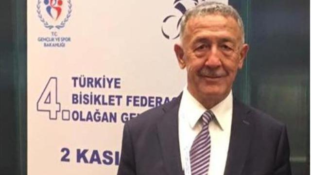 Bisiklet Federasyonu'nun yeni başkanı hedeflerini açıkladı