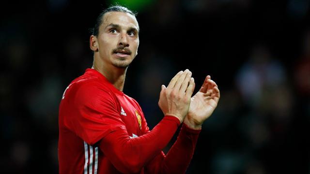 Sur Instagram, Zlatan envoie une punchline royale