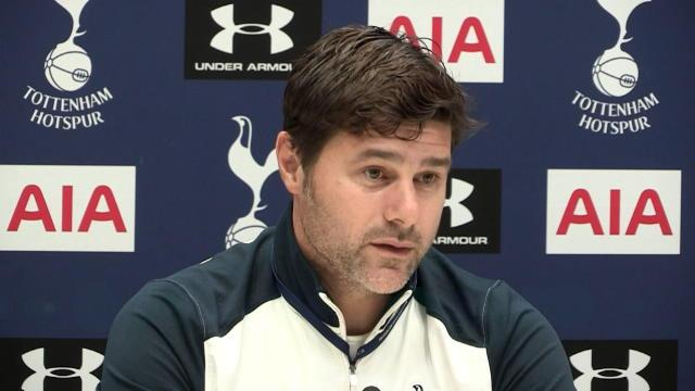 Pochettino : «On ne peut pas comparer Tottenham avec Arsenal»