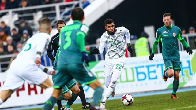 Отчет офантастическом матче «Уфа»— «Рубин»