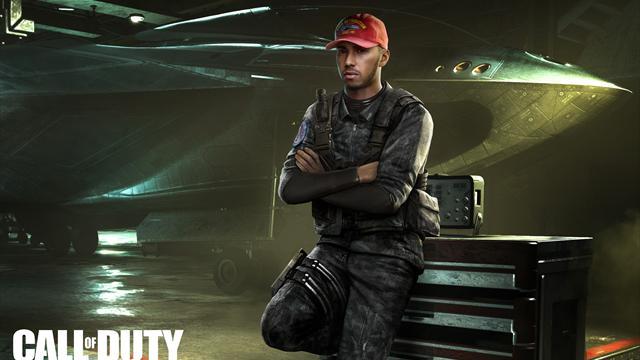«Я играю в Call of Duty каждую зиму». Видео из новой CoD с Хэмилтоном