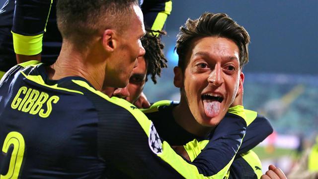 De passeur à buteur, comment Özil est en train de se transformer