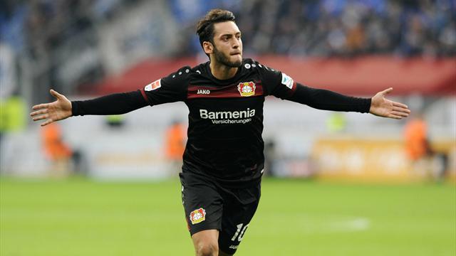 Kampl Milan, doppio colpo dal Bayer Leverkusen